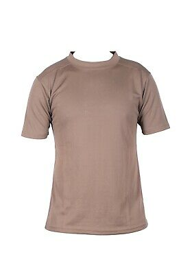 £5.99 • Buy British Army T Shirt Cool Max Top Self Wicking PCS MTP Lightweight Breathable UK