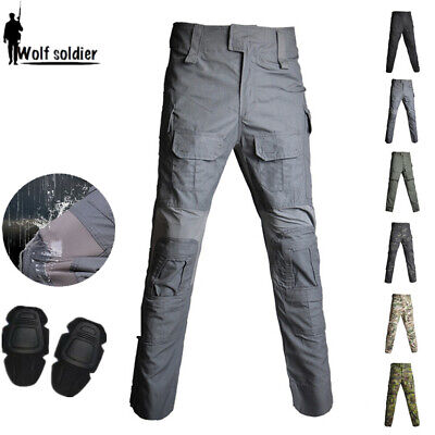 £43.99 • Buy Men's  Military Cargo Pants Tactical Combat Gen3 Army Camouflage Casual Trousers