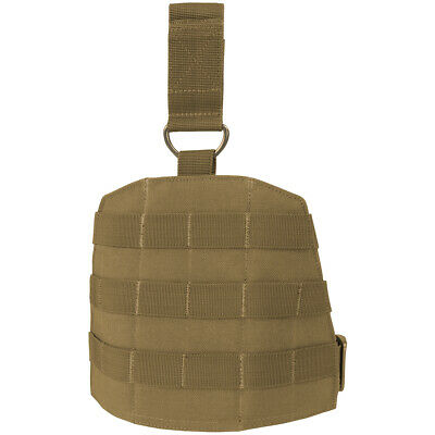 Condor Army Drop Leg Panel MOLLE Webbing Tactical Police Security Coyote Brown • 20.95£