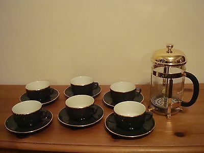 Cafetiere And Coffee Set • 25£