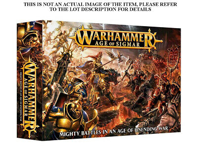 AU19.66 • Buy Warhammer Age Of Sigmar Starter Set Units New On Sprue -  Multilisting