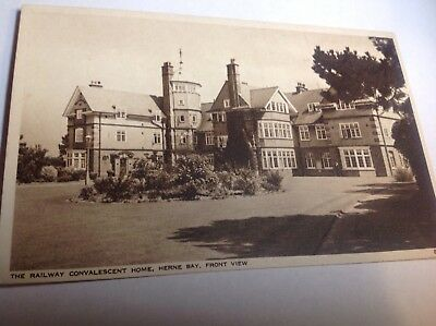The Railway Convalescent Home, HERNE BAY • 2£