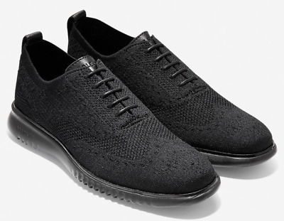 $ CDN209.58 • Buy COLE HAAN 2.Zerogrand OXFORD With Stitchlite Black C28527