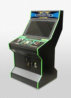 $5199 • Buy 2020 Golden Tee Home Or LIVE All In One Game 32  Monitor