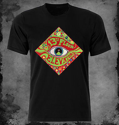 $ CDN42.73 • Buy The Psychedelic Sounds Of The 13th Floor Elevator T-Shirt XS-S-M-L-XL-XXL