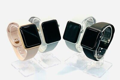 $ CDN280.33 • Buy Apple Watch Series 3 38mm/42mm Aluminum Case Large Or Small Sport Band #TL59Ser3