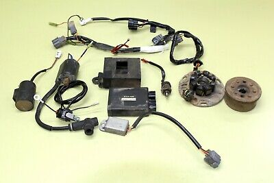 1999 99 kx250 kx 250 electrical system cdi stator flywheel ignition coil  wiring • 229 99$