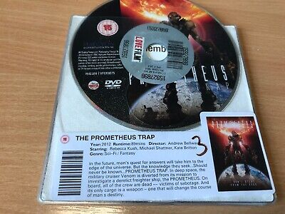 The Prometheus Trap (DVD, 2012) DISC ONLY • 1£