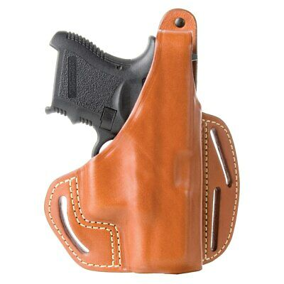 $34.99 • Buy Blackhawk Leather Pancake Holster For S&W MP 9/40 Compact Brown #42420019BN-R