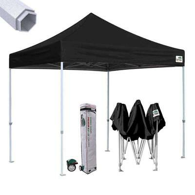 $329.95 • Buy Heavy Duty Commercial 10X10 Ez Pop Up Canopy Outdoor Instant Tent W/Wheeled Bag