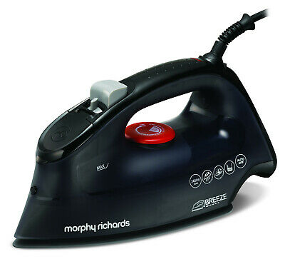 View Details Morphy Richards 300274 Breeze 2400W Steam Iron With Auto Shut Off • 18.99£