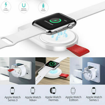 $ CDN6.92 • Buy For Apple Watch IWatch Series 1/2/3/4 Accessories Mini QI Wireless Charger Dock