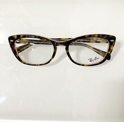 d66d32dea9 Eye Glass Frame New Rayban RB 5366 Authentic And RXable Col5082 Tortoise  Clear • 60.00