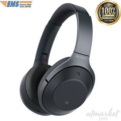$ CDN468.72 • Buy SONY WH-1000XM2 Black Wireless Noise Cancelling Stereo Headphones From Japan EMS
