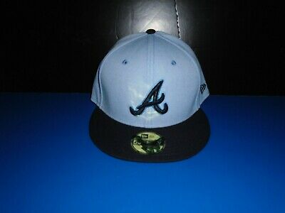 ff71befc970d3 Atlanta Braves New Era 59FIFTY 2018 Fathers Day Fitted Hat 7 1 4 7 7