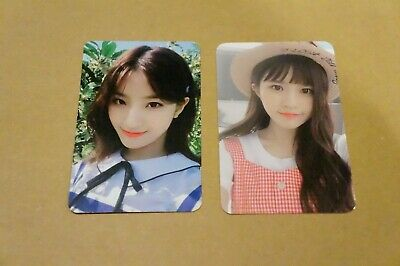 $ CDN10.58 • Buy Fromis9 Fromis_9 To. Day Saerom Hayoung Official Photocard PC