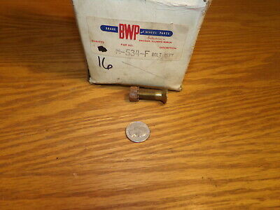 $4.99 • Buy NEW  BWP M-534-F Bolt Assembly *FREE SHIPPING*