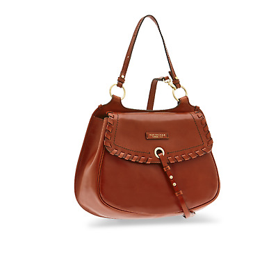 f88776066e The Bridge Vallombrosa Borsa Donna Tracolla Cuoio Marrone 0459594N 14 • 306€