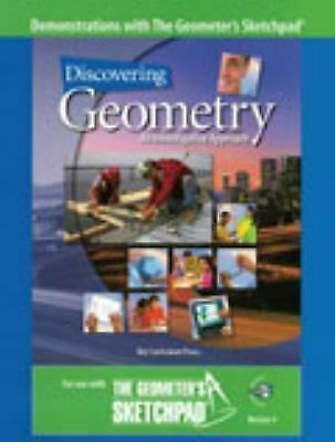 $16.63 • Buy Discovering Geometry : Demonstrations With The Geometer's Sketchpad