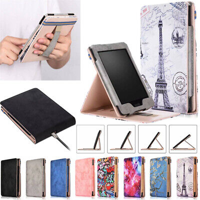 AU16.27 • Buy For Amazon Kindle Paperwhite 1 2 3 4 2018 Flip PU Leather Smart Case Cover Stand