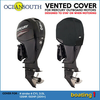 AU184.90 • Buy Mercury Outboard Motor Engine Vented Cowling Cover 4 CYL 3.0L 135,150HP (2011>)
