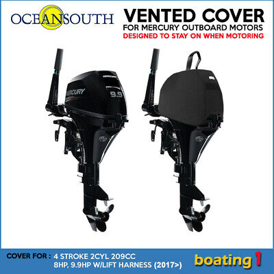 AU80.90 • Buy Mercury Outboard Motor Engine Vented Cover 4 STR 2CYL 209CC 8HP, 9.9HP (2017>)
