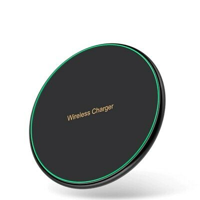 $ CDN12.62 • Buy Qi Wireless Fast Charger Charging Pad For Iphone Samsung Galaxy Note 8 S8 S7