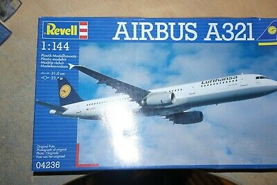 Revell 1:144 Airbus A321 Lufthansa    04236 • 25.49£