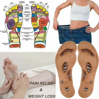 $ CDN4.49 • Buy MindInSole Acupressure Magnetic Massage Foot Therapy Reflexology Pain Relief Pad