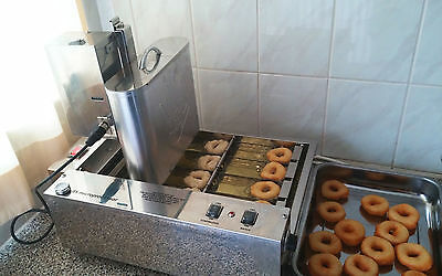£2469.40 • Buy **1750 D/hour Fully Automatic Professional Mini Donut Machine EU Made Commercial