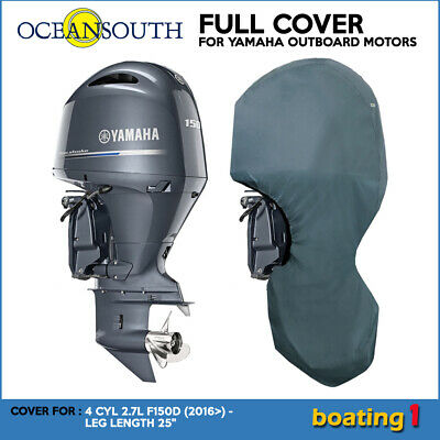 AU137 • Buy Yamaha Outboard Motor Engine Full Cover 4 CYL 2.7L  F150D - 25