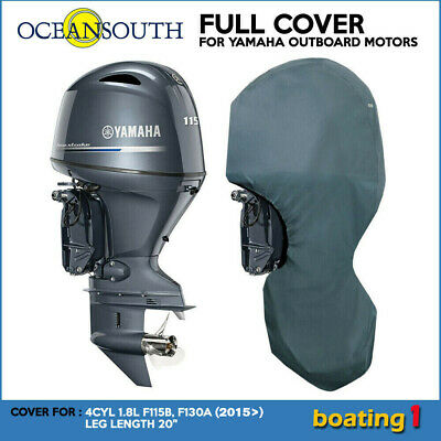 AU101.99 • Buy Full Cover For Yamaha Outboard Motor Engine 4CYL 1.8L F115B, F130A (2015>) - 20