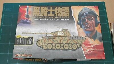Dragon 6524  Sd. Kfz.171 Panther A Late Production  Black Knight  8t      1/35th • 79.95£
