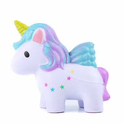 AU11.60 • Buy Aolige Squishies Slow Rising Jumbo Kawaii Cute Colored Unicorn Y Scent For Kids