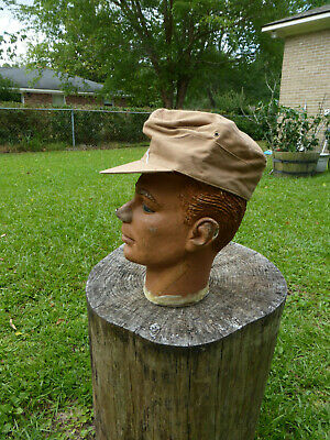 $20 • Buy M43 AK Infantry Combat Cap, Tropical,   Post War Repro Made For Movies
