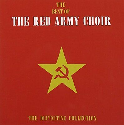 £15.83 • Buy The Red Army Choir - Definitive Collection [CD]