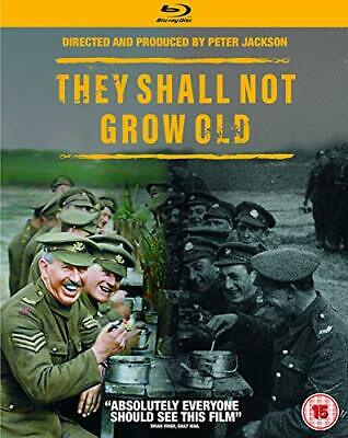$23.79 • Buy They Shall Not Grow Old [Blu-ray] [2018] [DVD][Region 2]