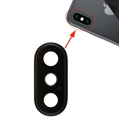 Main Camera Lens Glass For IPhone X/XS/XS Max - UK Seller • 1.99£