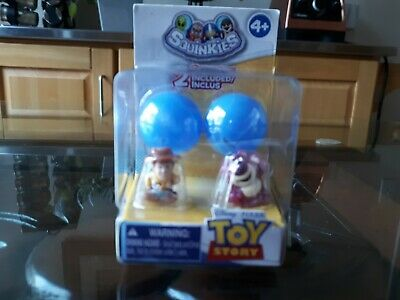 $29.99 • Buy Squinkies Disney Rare Toy Story Woody And Lost-0