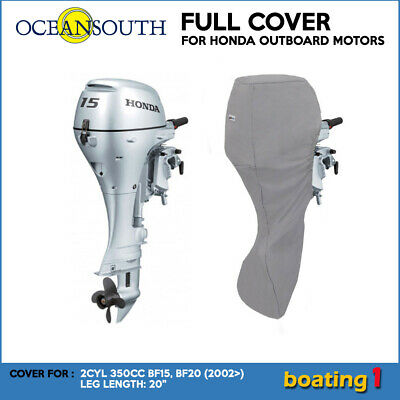 AU53 • Buy Outboard Motor Full Cover For Honda 2CYL 350CC BF15, BF20 (2002>) - 20