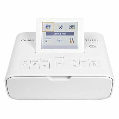 View Details Canon SELPHY CP1300 Compact Photo Printer (White) • 89.00$