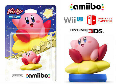 AU99 • Buy Kirby Amiibo Character Figure Nintendo Wii U Smash Bros 3DS Kirby Planet Robobot