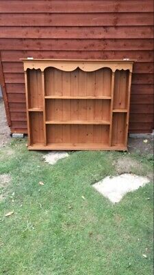 Pine Wall Dresser Collection Rg26 • 35£
