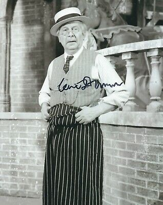 £49.99 • Buy CLIVE DUNN SIGNED DADS ARMY 8x10 PHOTOGRAPH 7 - UACC & AFTAL RD AUTOGRAPH