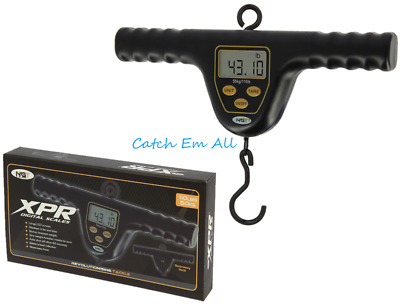 £19.49 • Buy New NGT XPR Fishing Scales Digital Carp Fishing Weighing Scales T Bar