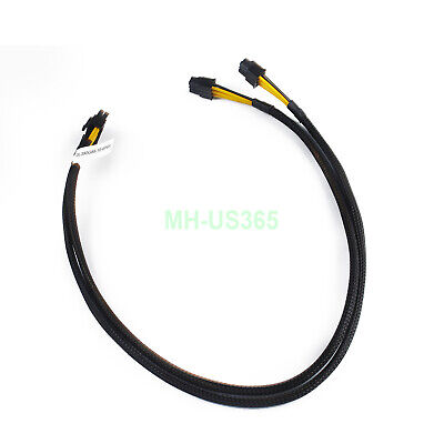 $ CDN22.06 • Buy 10pin To 6+6pin Power Cable For HP DL380 G9 And NVIDIA Quadro K6000 GPU 50cm USA