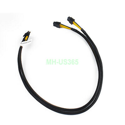 $ CDN22.25 • Buy 10pin To 6+6pin Power Cable For HP DL380 G9 And NVIDIA Quadro K6000 GPU 50cm USA