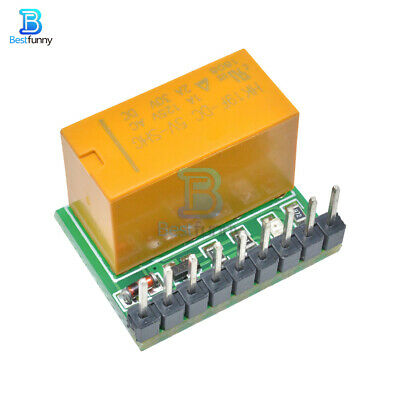 AU3.59 • Buy DC 5V DPDT Signal Relay Module Polarity Reversal Switch Board For Arduino UNO