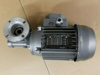 $225 • Buy Lenze Right Angle Electric Motor And Gear Box 230/480 VAC 28 RPM, Part N1749039