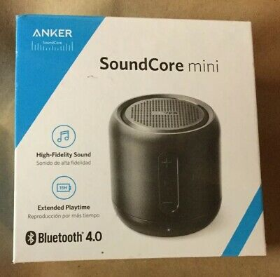 AU35.10 • Buy Anker SoundCore Mini Portable Wireless Bluetooth Speaker A3101H11 - New